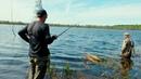 Рыбалка на Затерянном в Лесу Озере Не Ожидали СТОЛЬКО наловить А Дед просто нас спас