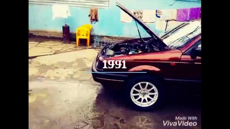 VW PST B3