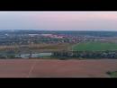 звенигород саввасторожевскиймонастырь закат поля простор полет москварека красота мойгород видсверху дрон