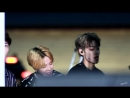 FANCAM | 14.09.18 | Chan (Behind the stage) @ UNB on KT Youth Sea Concert