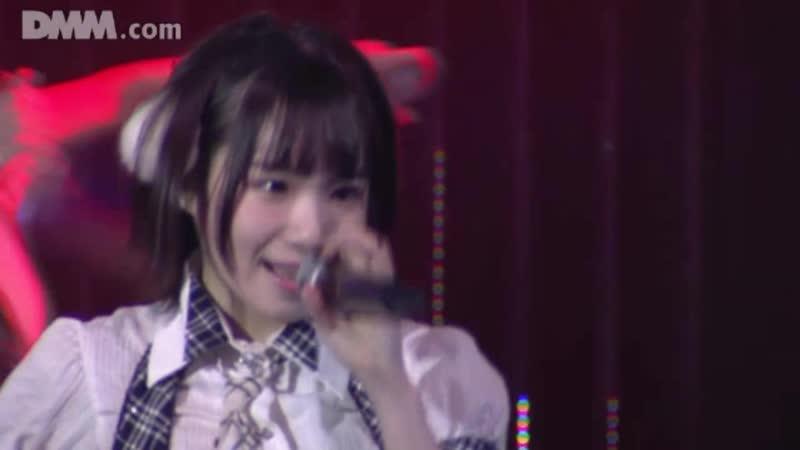 NMB48 Team BII - NMB Sanjou! @ 190104 NMB48 Stage BII4