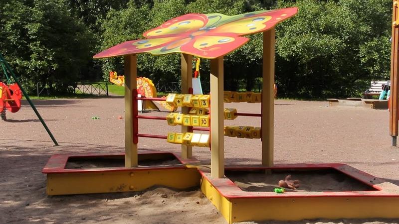 Детская песочница П 4