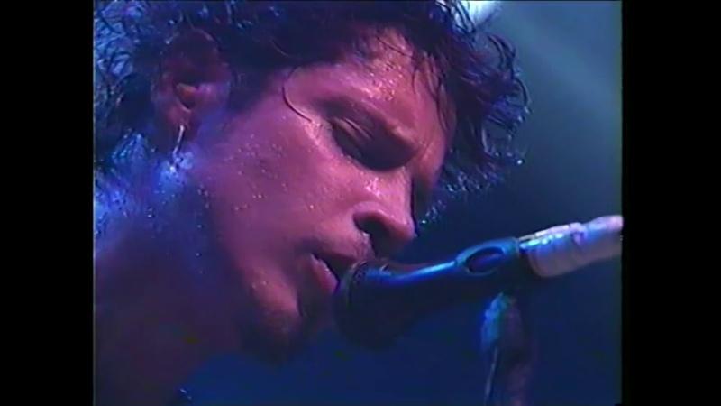 Soundgarden - Pro Concert TV Clips - 1994-1996 (35 Min) HQ