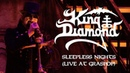 King Diamond Sleepless Nights (Live at Graspop) (CLIP)