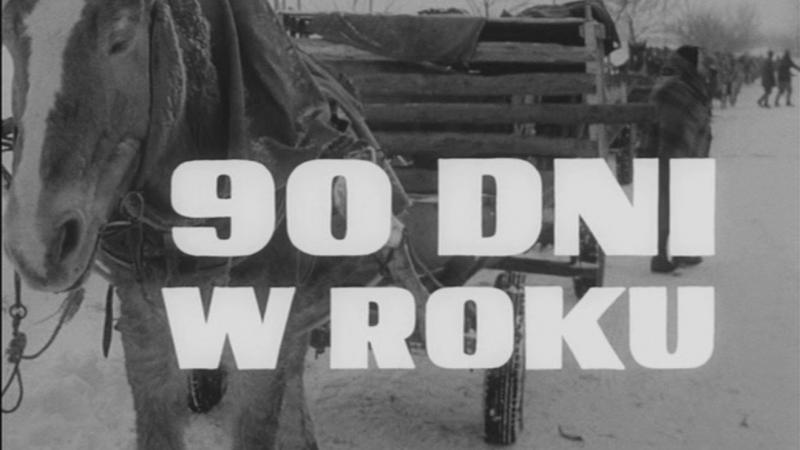 90 дней в году 90 dni w roku 1968 Кристина Гричеловска