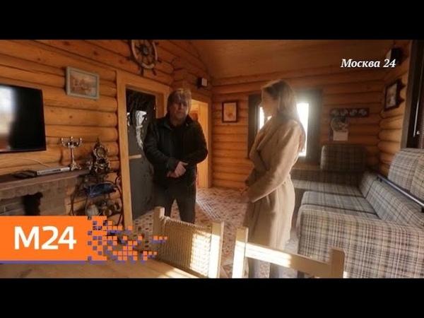 Звездный репортаж дачная жизнь звезд - Москва 24