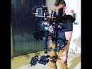 Here is steadicam operator Gilles Feron aka @gillesferon showing how its done with a Angenieux 15 40mm and Abracam lightweight M