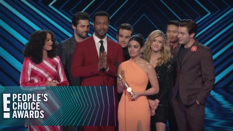 Shadowhunters Stars Thank Their Dedicated Fans for E PCAs Win E People's Choice Awards