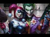 Jeremiah Valeaka x Ecco The Joker x Harley