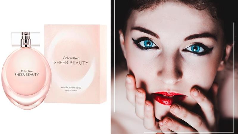 Calvin Klein Sheer Beauty Кельвин Кляйн Шир Бьюти - обзоры и отзывы о духах