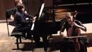 Л ван Бетховен Соната для виолончели и фортепиано № 2 Кристина Блаумане, Яков Кацнельсон