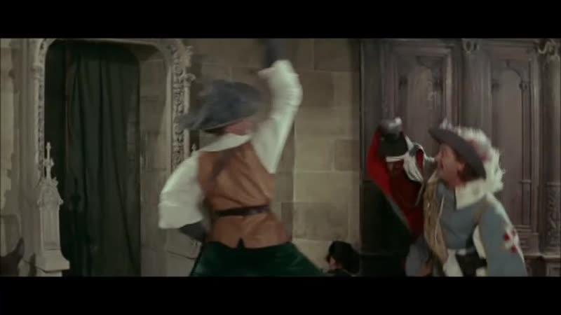 D'Artagnan et Marion (Le Masque de fer, 1962)