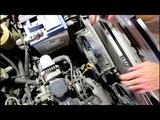 Замена электровентилятора охлаждения радиатора Chevrolet Lanos Шевроле Ланос 2008 года