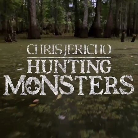 """Chris Jericho on Instagram: """"We are only ONE WEEK AWAY from the premier of my new @travelchannel show ChrisJerichoHuntingMonsters! Join us Oct23 ..."""