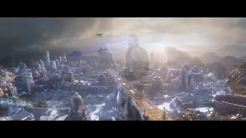 Aquaman Final Trailer bom tấn cuối năm cho cac fan mê siêu anh hùng