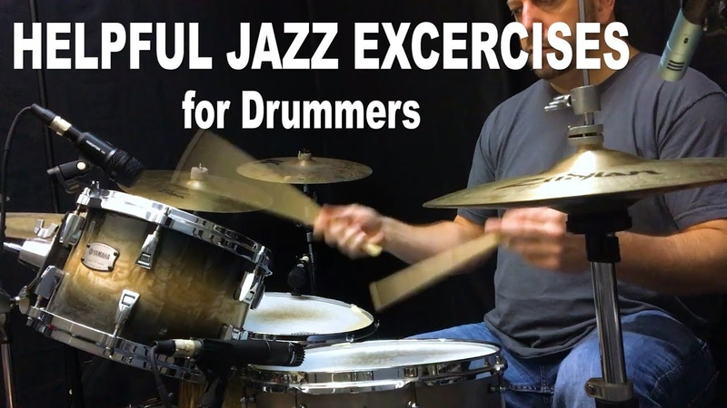 Helpful Jazz Exercises for Drummers!