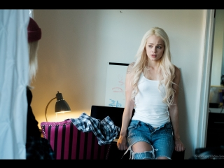 Star porn flat charlotte stokely chested