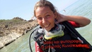 Flora's first time scuba dive in Crete (Summer 2016)