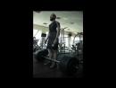 9072018 DeadLift 227,5x3 @ 79kg