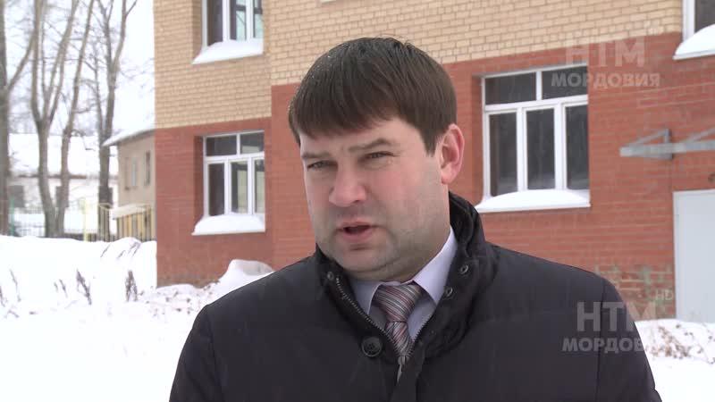 Саранск Возобновление строительства детского сада на ул Титова