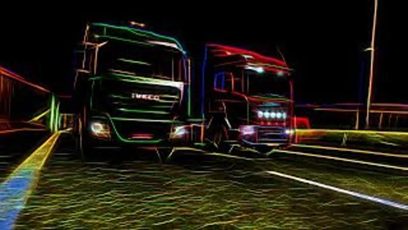 Euro Truck Simulator 2 ● Катаем на расслабоне ● Truckers MP