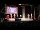 танец Казачий Гарные девчата , удалые казачата