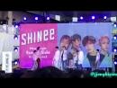 180731 SHINee - Good Evening JPN VERS - Sunny Side Fansign Odaiba