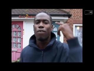 Ghetto & seac: no the levels | risky roadz vintage grime