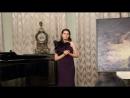 Певец Рубинштейна Галерея Айвазовского Концерт лауреатов