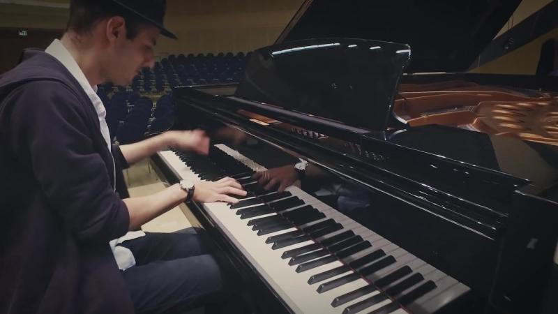 Петер Бенце | Peter Bence | Piano Challenge 1