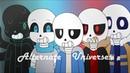[Animation] - Turn The Lights Off Alternate Universes - Undertale