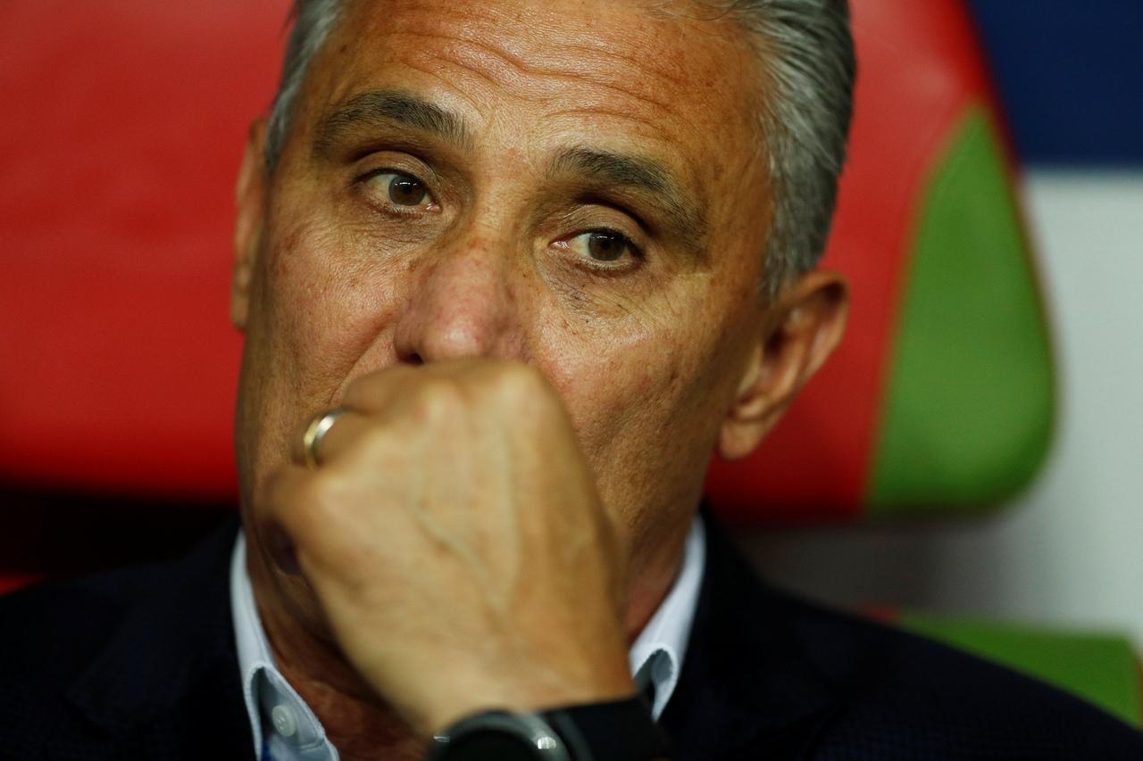 Тите назвал причины поражения сборной Бразилии