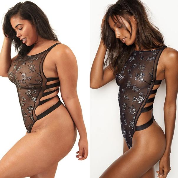 Модель«плюссайз» указала на устаревшие стандарты красоты Victoria's Secret