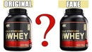 Протеин Whey Gold Standard как отличить оригинал от подделки