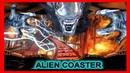 360 VR Video Roller Coaster for Google Cardboard VR Box 360 Virtual Reality 4K