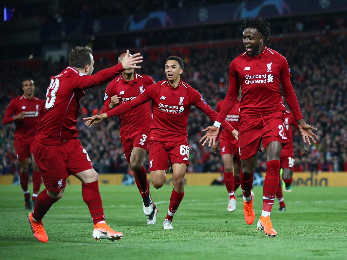 """Господи, спасибо тебе за """"Ливерпуль""""! Эти парни заставляют всех нас верить в чудеса"""