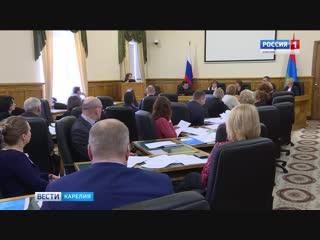 Освоение районами бюджетных средств в 2018 году обсудили карельские депутаты