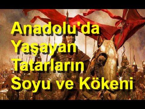 Tatarların Soyu ve Kökeni