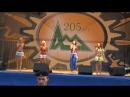 Блестящие - А я всё летала, За четыре моря Чао, бамбина (г. Александровск, 27.07.2007)