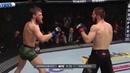 Конор МакГрегор   Хабиб Нурмагомедов UFC 229 Удар в стойке