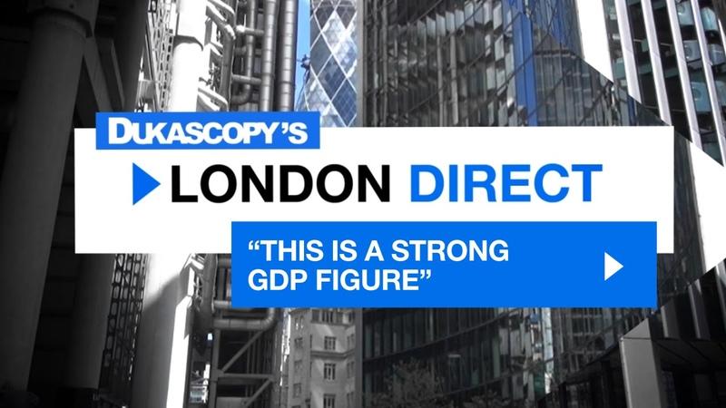 Интервью • Уровень ВВП Великобритании