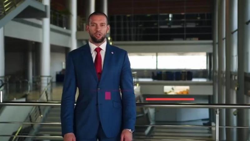 Приглашение от Ростислава Плечко на Sport Leaders Global Forum 2018