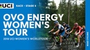 2018 UCI Women's WorldTour – OVO Energy Women's Tour stage 5 – Highlights
