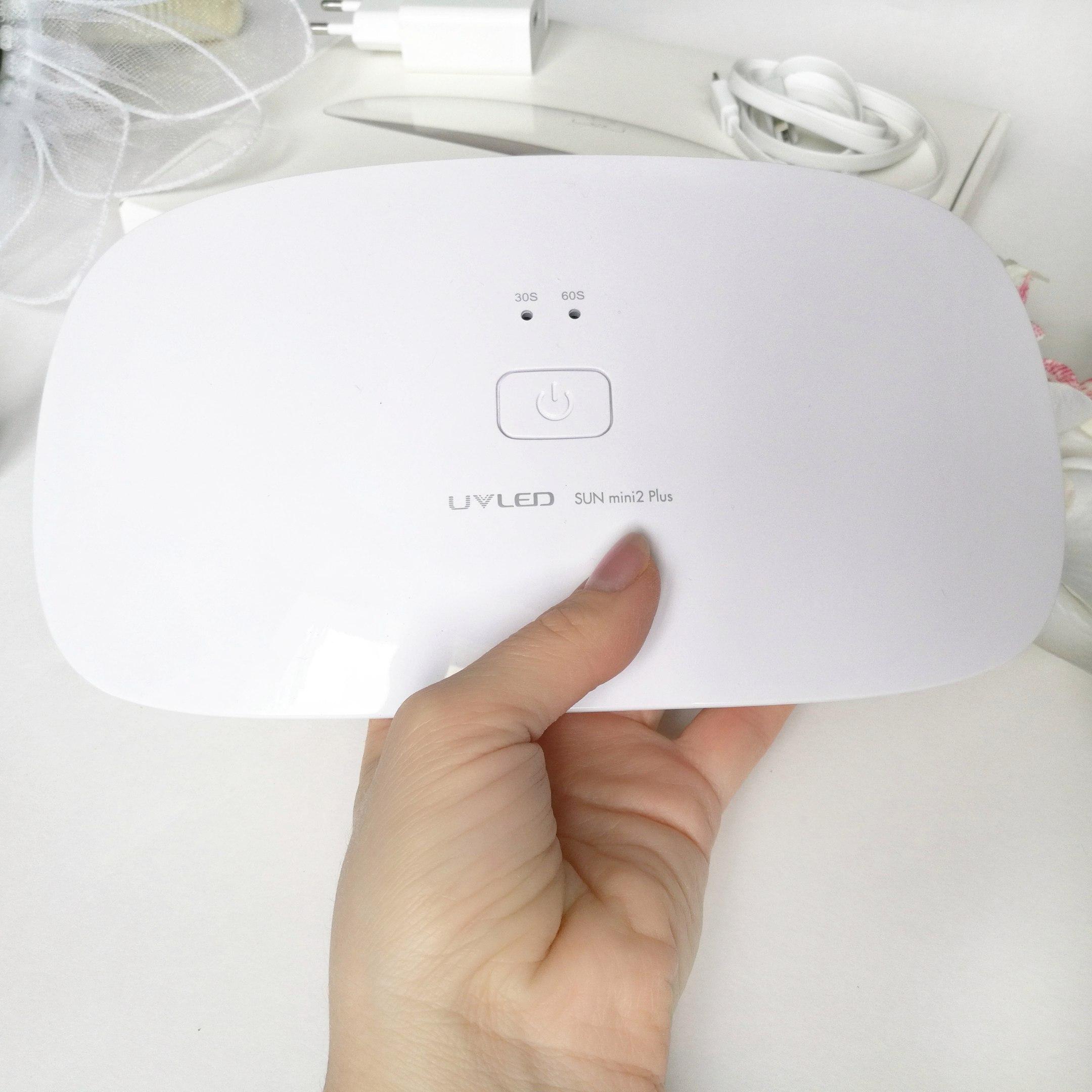 UVLED лампа SUN mini2 Plus из очень популярного магазина SUNUV Official Store