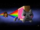 Nyan cat vs nyan dog