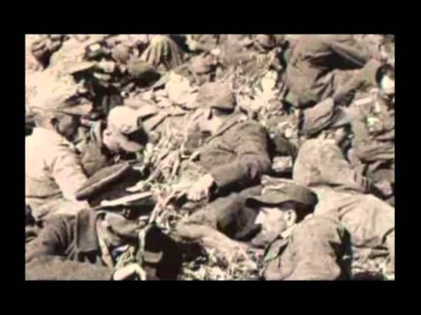 Eisenhowers Rhine Meadows Death Camps - A Deliberate Policy of Extermination (documentary)