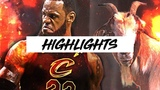 LeBron James Highlights WELCOME TO LOS ANGELES! Best 17-18 Plays