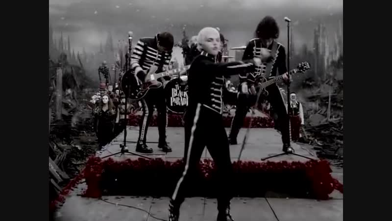 My Chemical Romance - Welcome To The Black Parade]