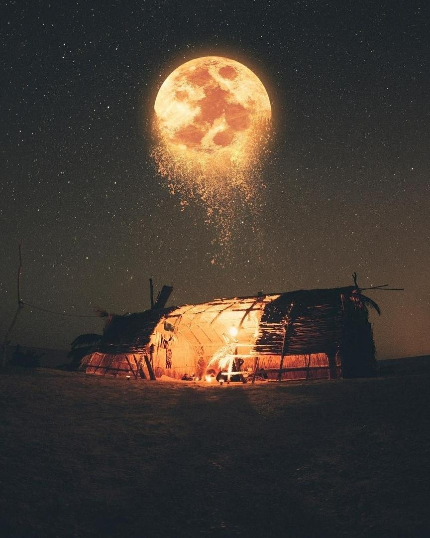 Афиша Женский Круг Силы в полное Лунное Затмение