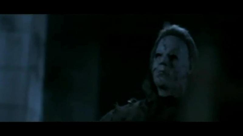 Хеллоуин 2007 - альтернативная смерть Майкла (workprint версия)
